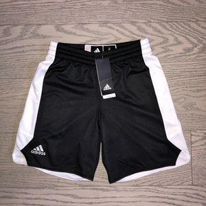 Adidas Athletic Black Shorts